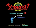 Screenshots Xanadu: Dragon Slayer II