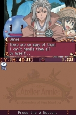 Screenshots Atelier Annie ~Alchemists of Sera Island~