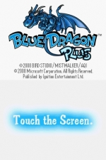 Screenshots Blue Dragon Plus
