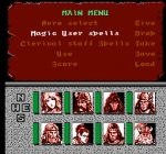 Screenshots Advanced Dungeons & Dragons: Heroes of the Lance