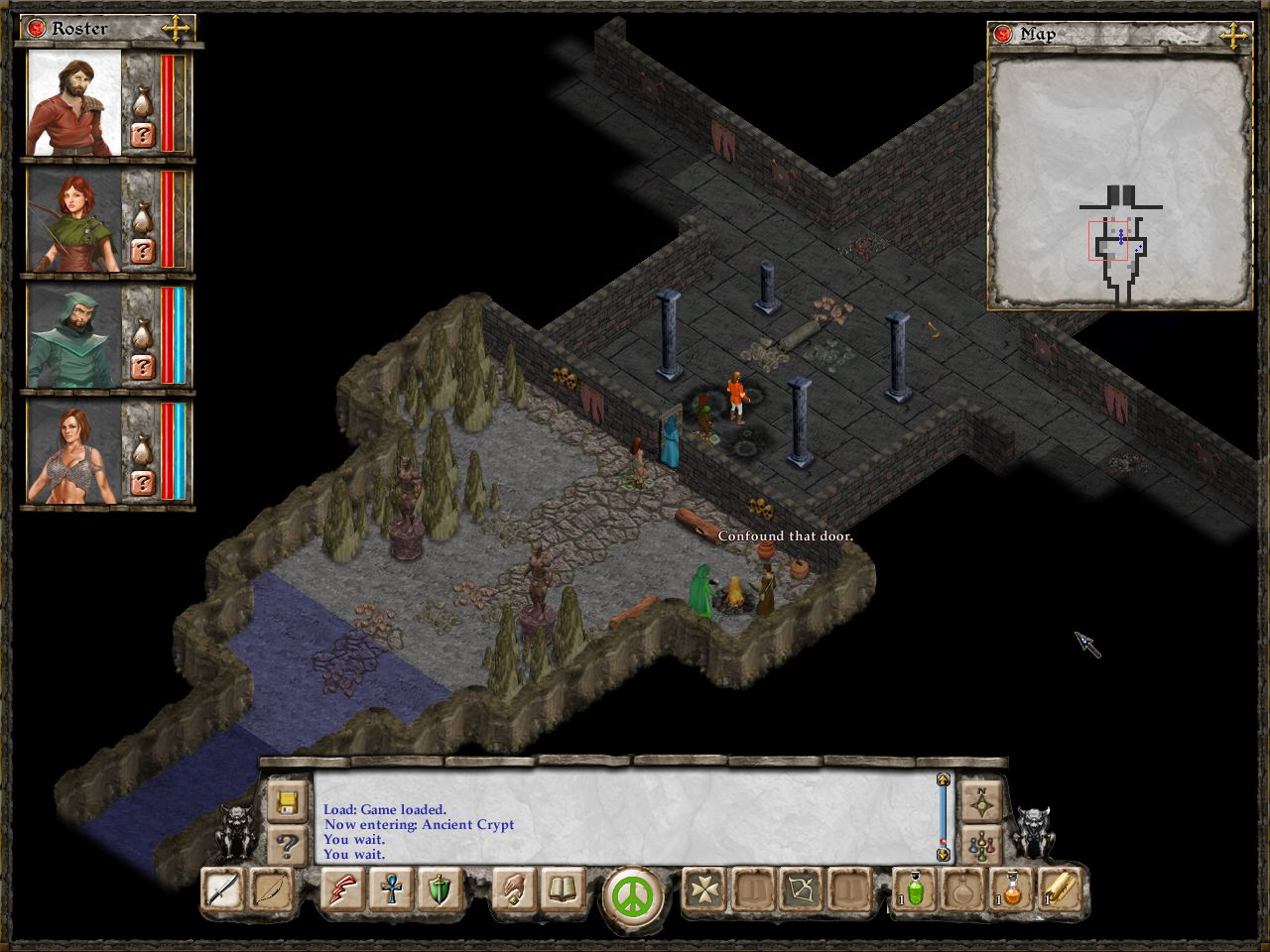 Screenshots Avernum: Escape From The Pit