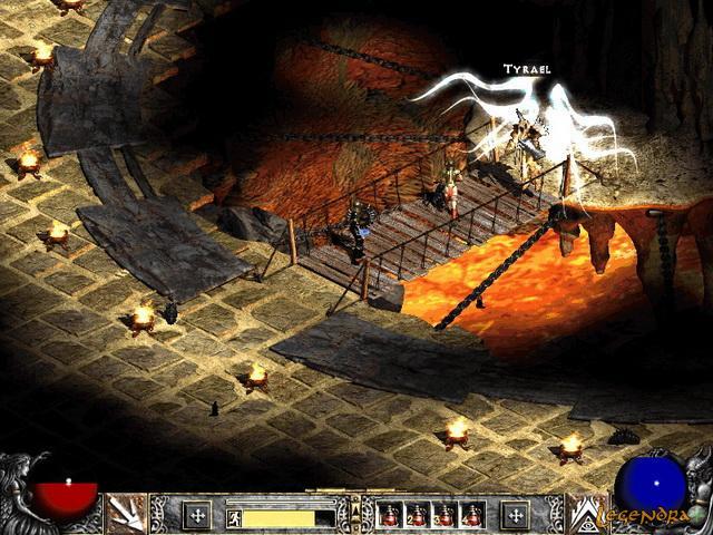 Diablo ii lord of destruction fiche rpg reviews - Diablo 2 lord of destruction wallpaper ...