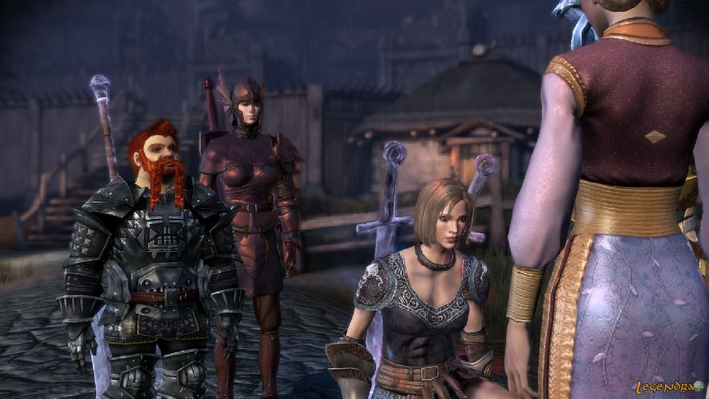 Dragon Age: Origins - Awakening -
