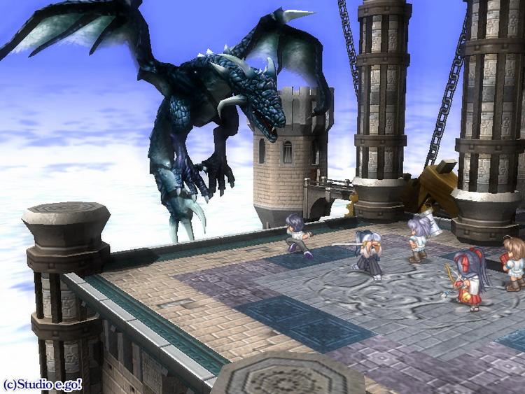 Le Hentai RPG propose souvent un déroulement très basique, avec beaucoup de ...