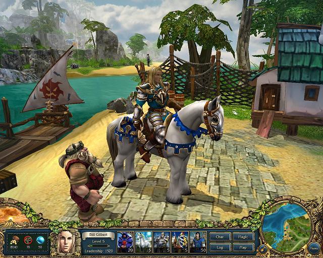 King's Bounty The Legend , первоначально Легенда о рыцаре , англ.