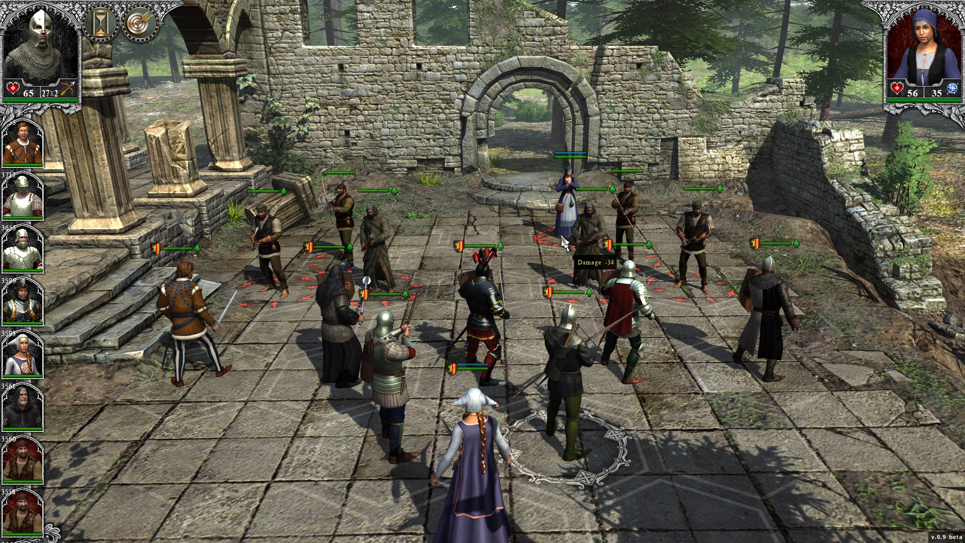 Legends of Eisenwald: walkthrough