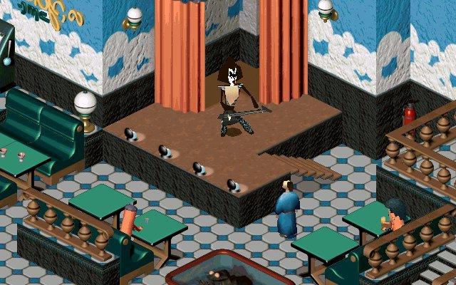 Всё о КВЕСТАХ - Скриншот Одиссея Твинсена / Little Big Adventure: Twinsen&#