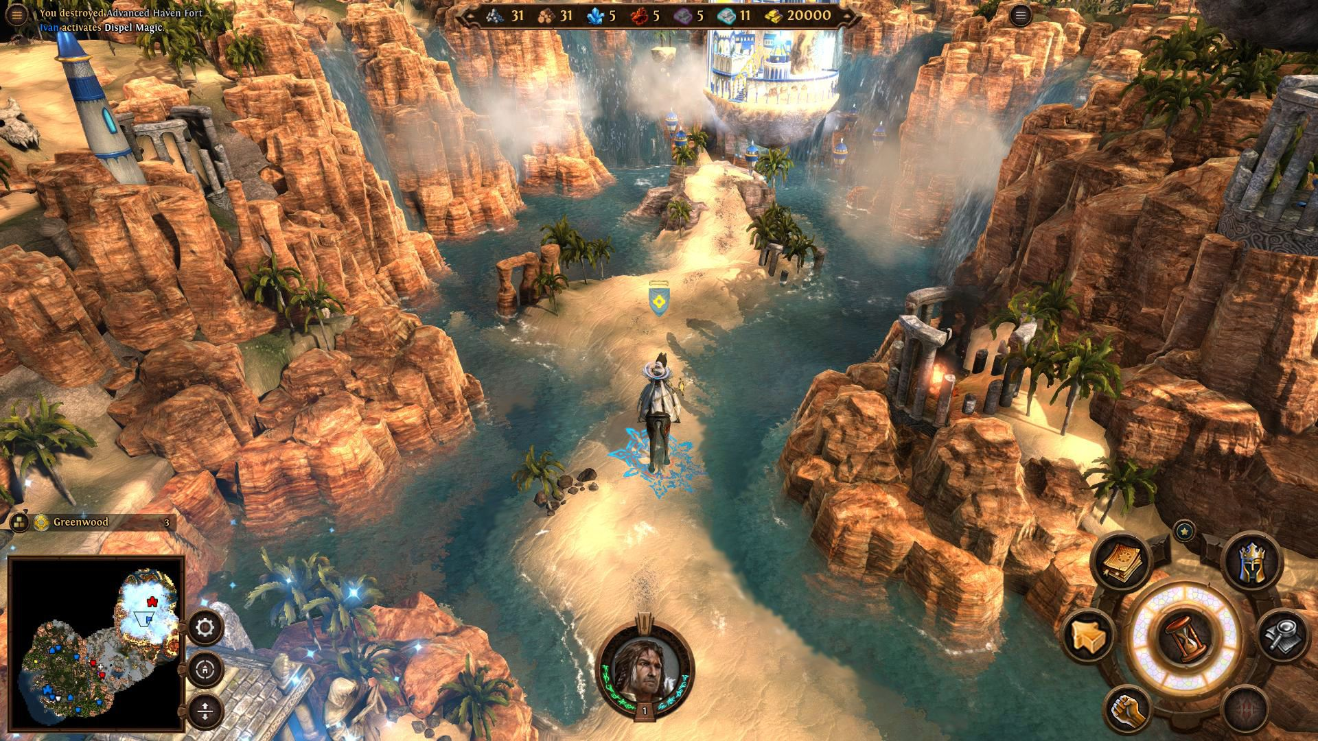Might Magic Heroes Vii Pc Screenshots Capture Décrans Images