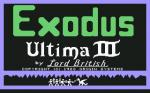 Screenshots Ultima III: Exodus