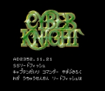 Screenshots Cyber Knight