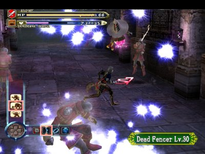 Castlevania curse of darkness gt galeries gt screenshots gt playstation