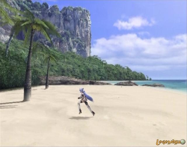 Screenshots Xenosaga Episode III: Also Sprach Zarathustra