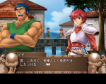Screenshots Ys III: Wanderers from Ys