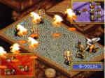 Screenshots Ogre Battle: The March of the Black Queen Les scènes de combat sont très belles