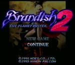 Screenshots Brandish 2: The Planet Buster