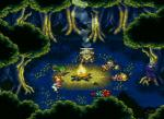 Screenshots Chrono Trigger Le fameux feu de camp