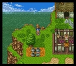 Screenshots Dragon Quest VI Lifecod et ses falaises