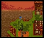 Screenshots Dragon Quest VI Coucher de Soleil