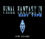 Screenshots Final Fantasy IV Easy Type