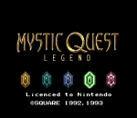 Screenshots Mystic Quest Legend