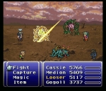 Screenshots Final Fantasy VI Les magies sont bien rendues