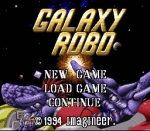 Screenshots Galaxy Robo