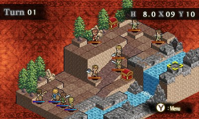 Le topic du Nintendo eShop Mercenaries_saga_2__order_of_the_silver_eagle_screen_1