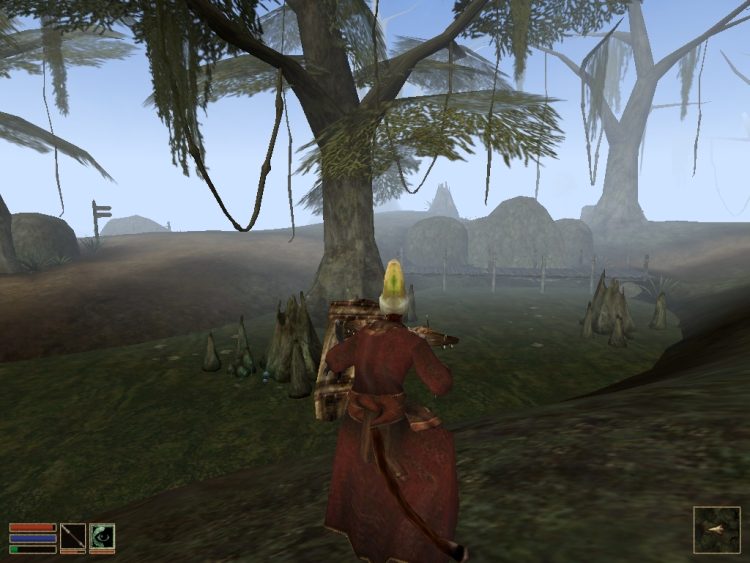 Morrowind Screenshots Xbox