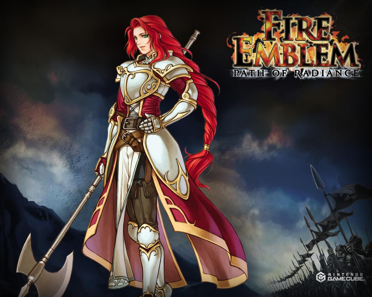 fire emblem path of radiance fiche rpg reviews previews