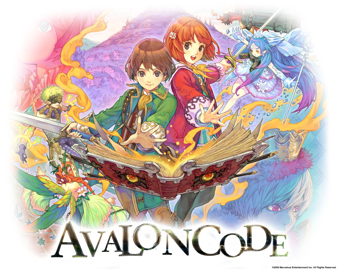 Avalon Code Fiche RPG (reviews, previews ...