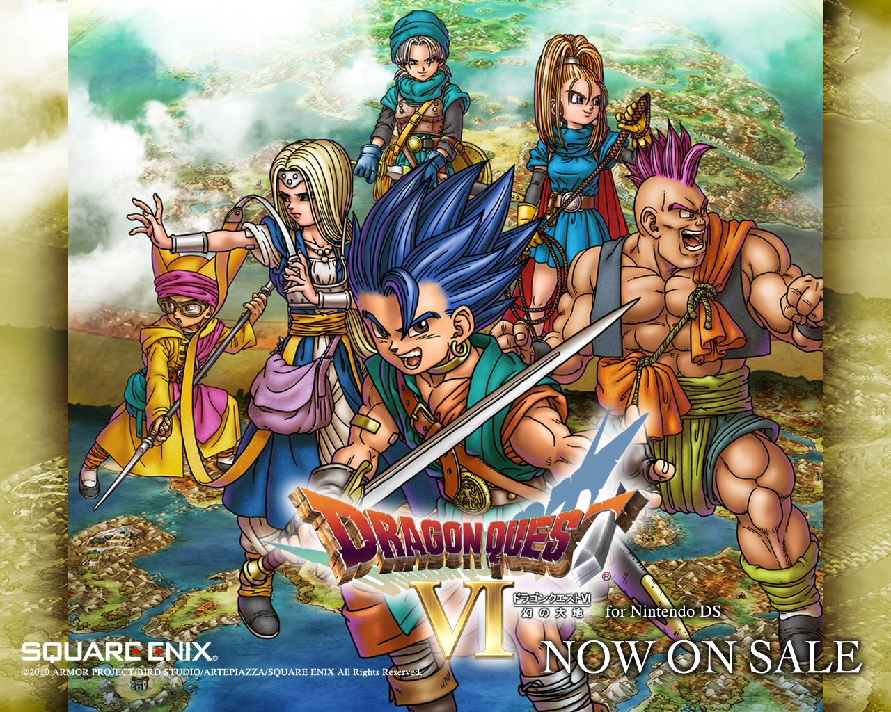 review  dragon quest vi