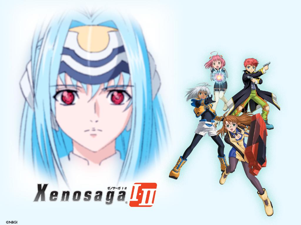 Xenosaga I - II