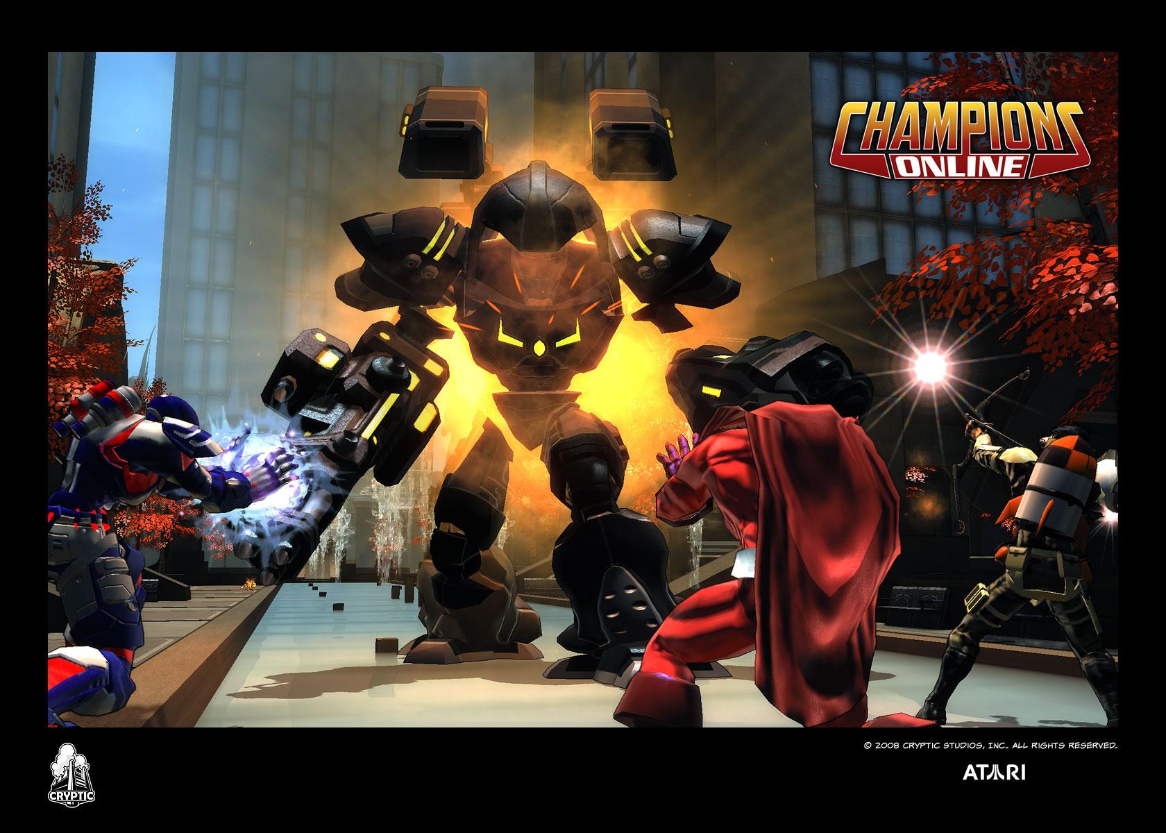 Champions Online - MMORPG.com