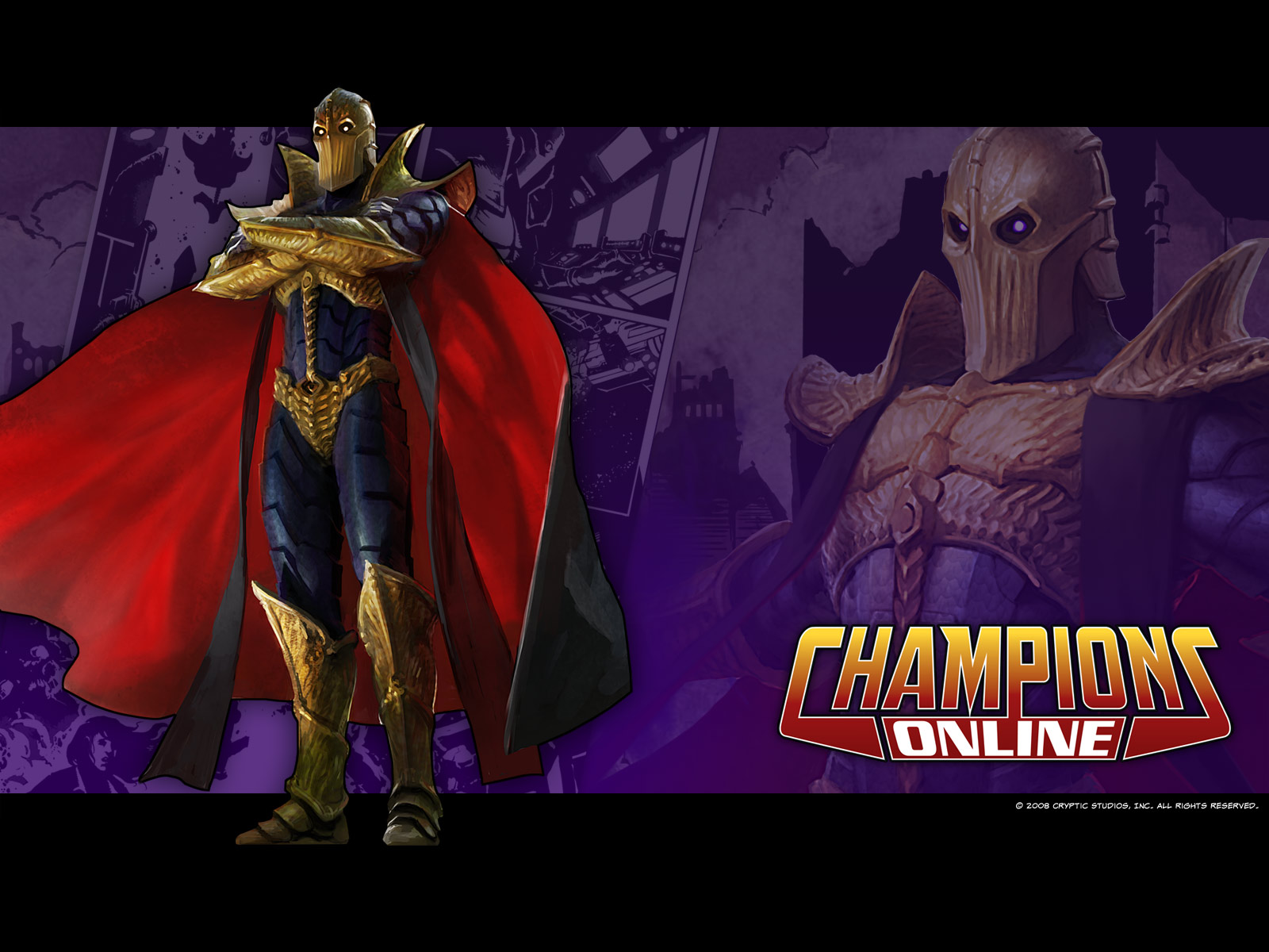 Champions Online's Shadow of Destruction is all about the ...