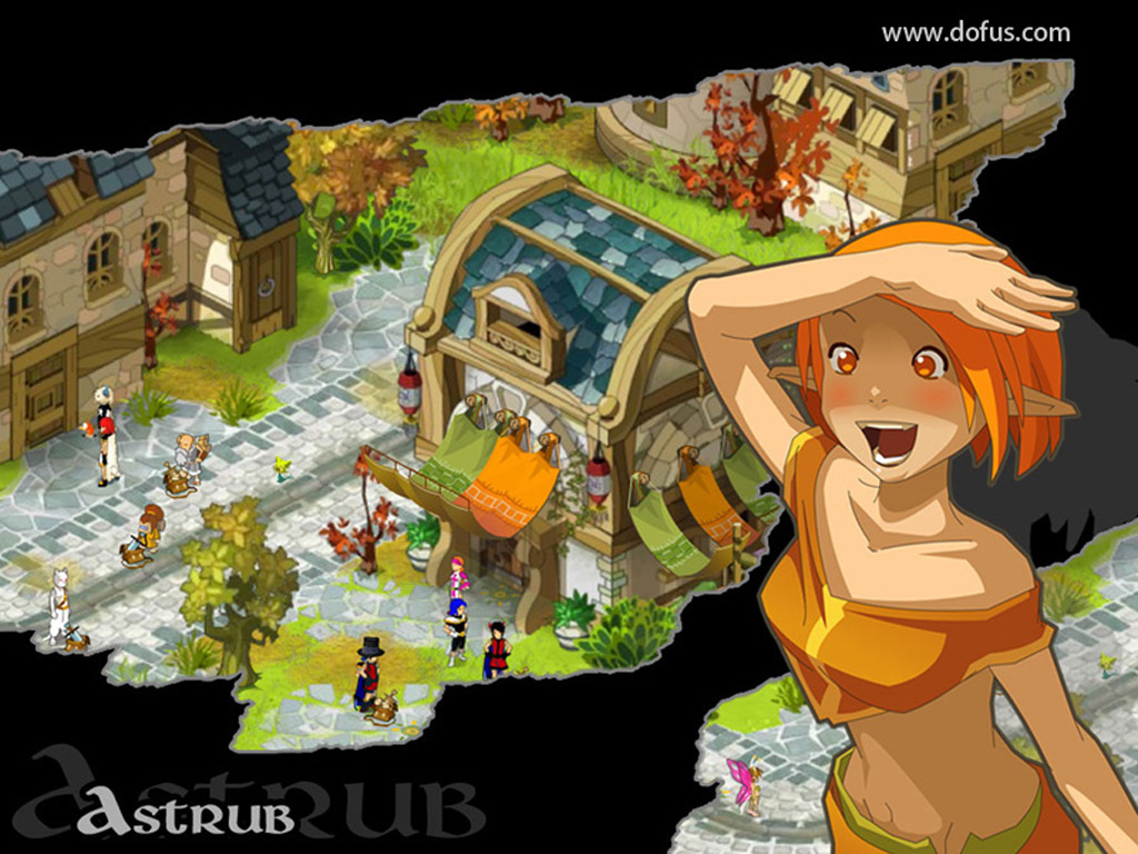 Dofus pc wallpapers fonds d 39 cran images legendra rpg for Dofus le jeu