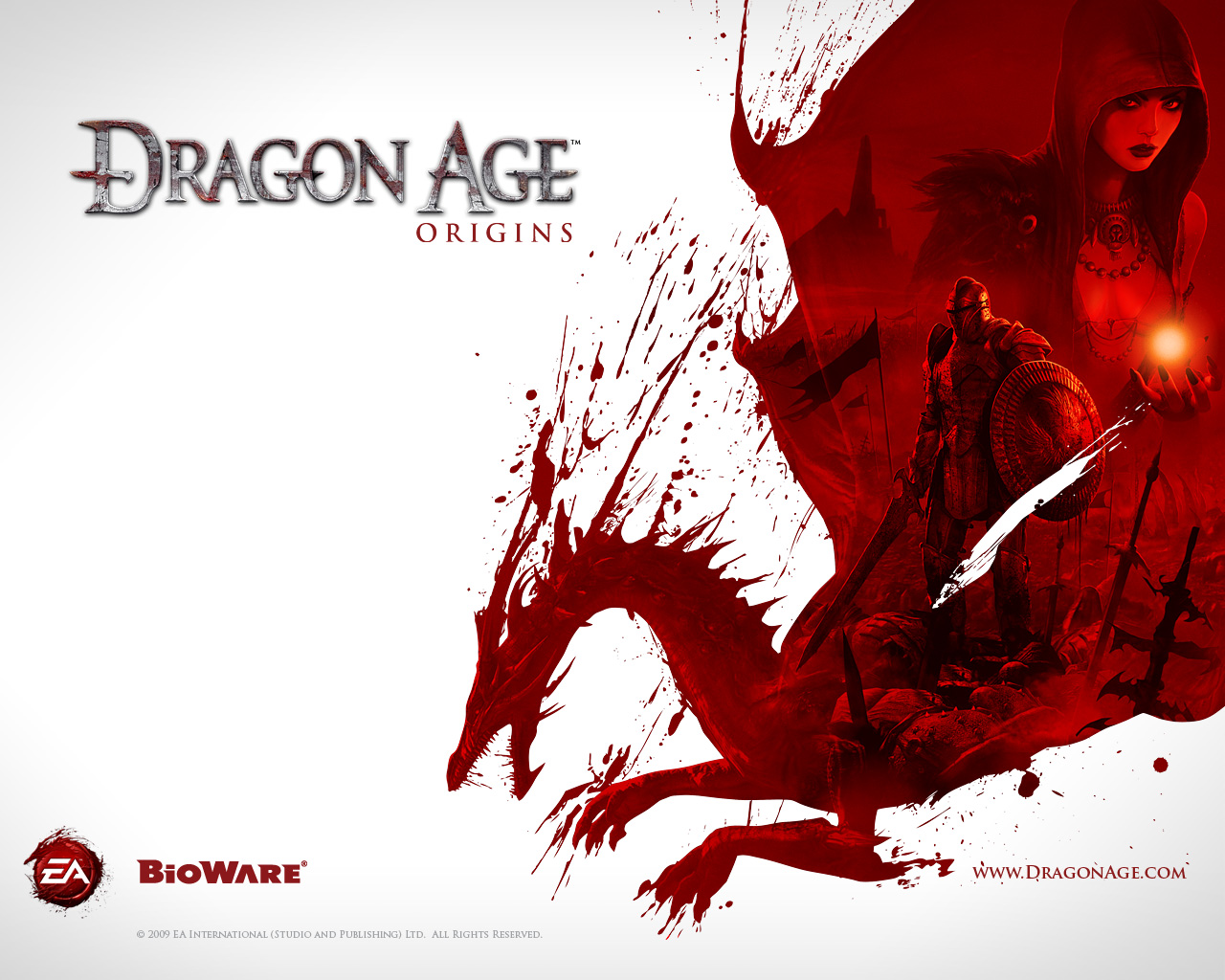 Wallpapers Dragon Age: Origins