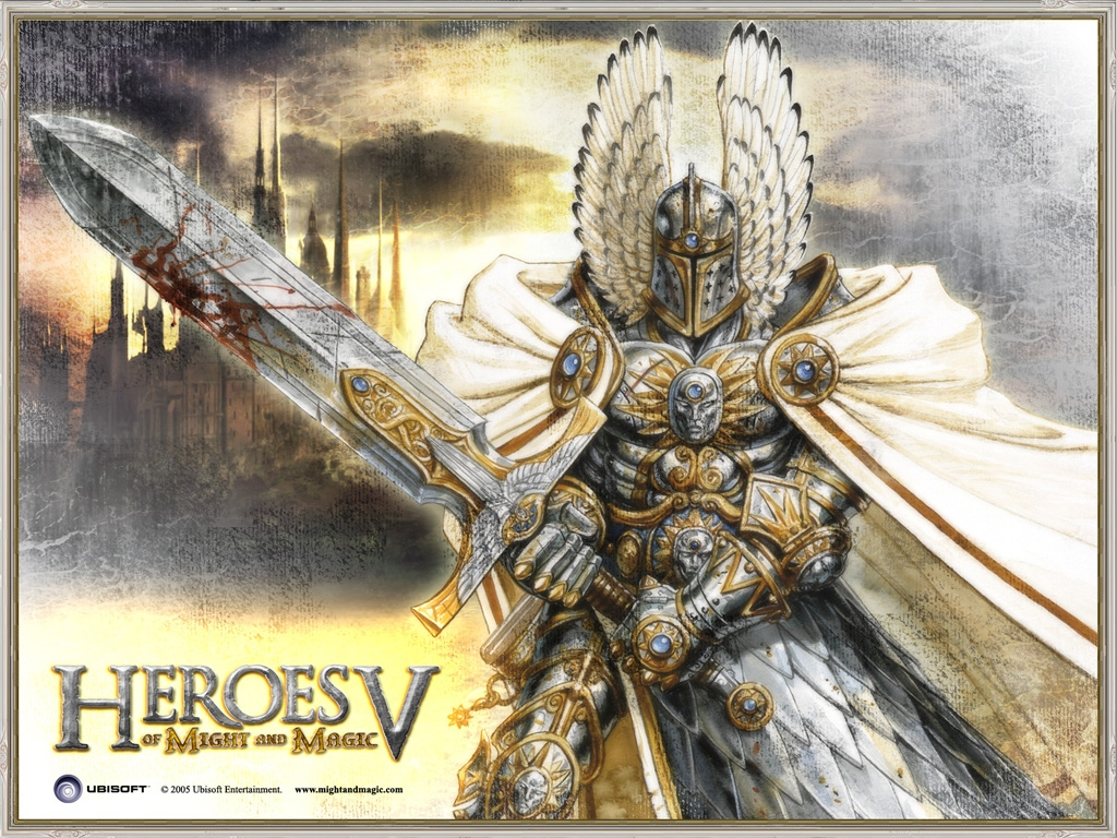 Heroes Of Might Magic V Pc Wallpapers Fonds Décran Images