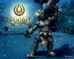 Wallpapers Legend: Hand of God