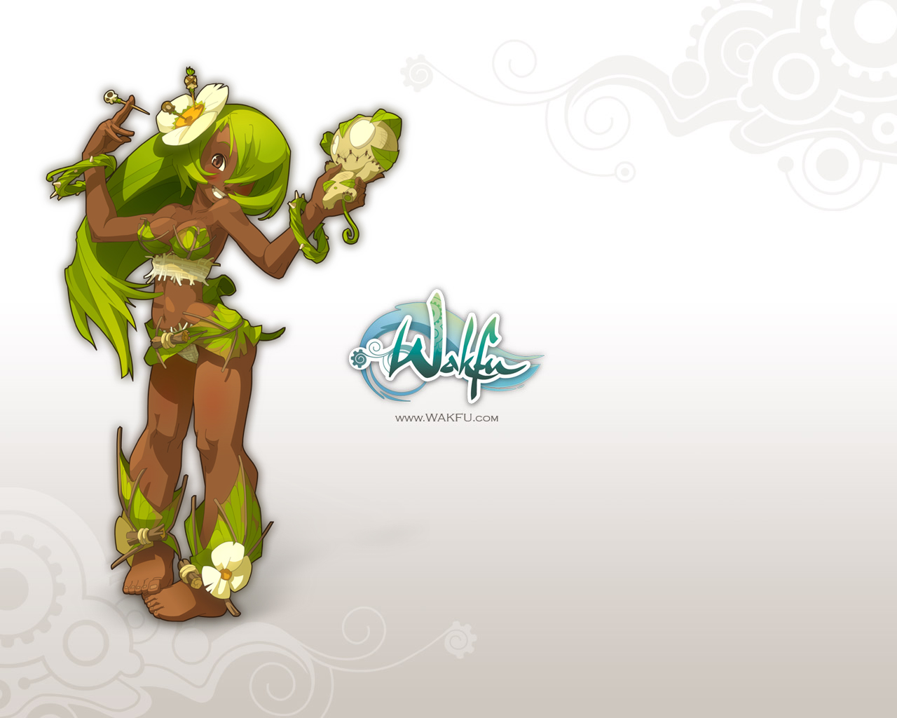 Wakfu PC Wallpapers, fonds d'écran, images - Legendra RPG