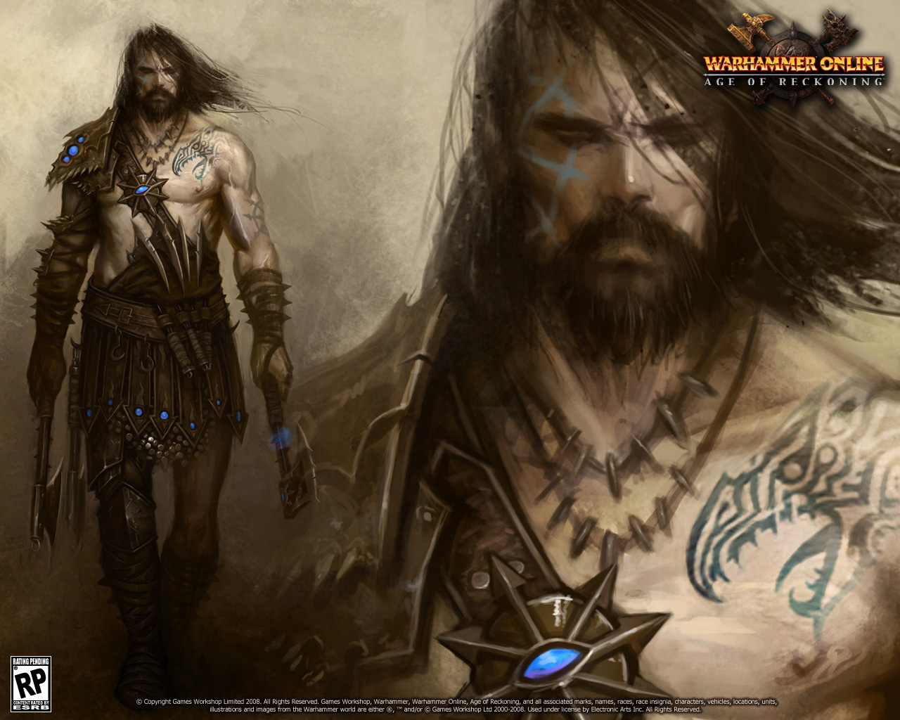 Warhammer Online: Age of Reckoning > Galeries > Wallpapers > PC > 21
