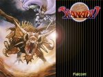 Wallpapers Xanadu Scenario II: The Resurrection of Dragon