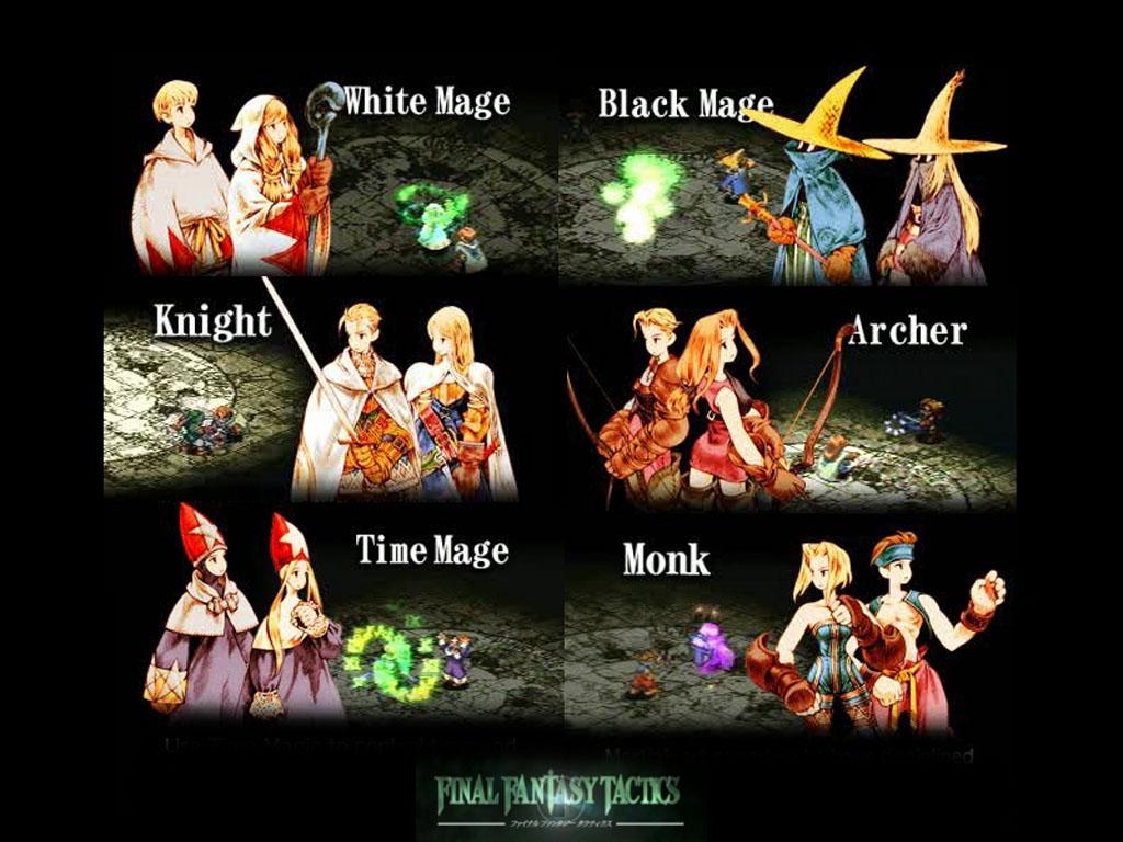 Wallpapers Final Fantasy Tactics