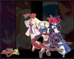 Wallpapers Disgaea 2: Cursed Memories
