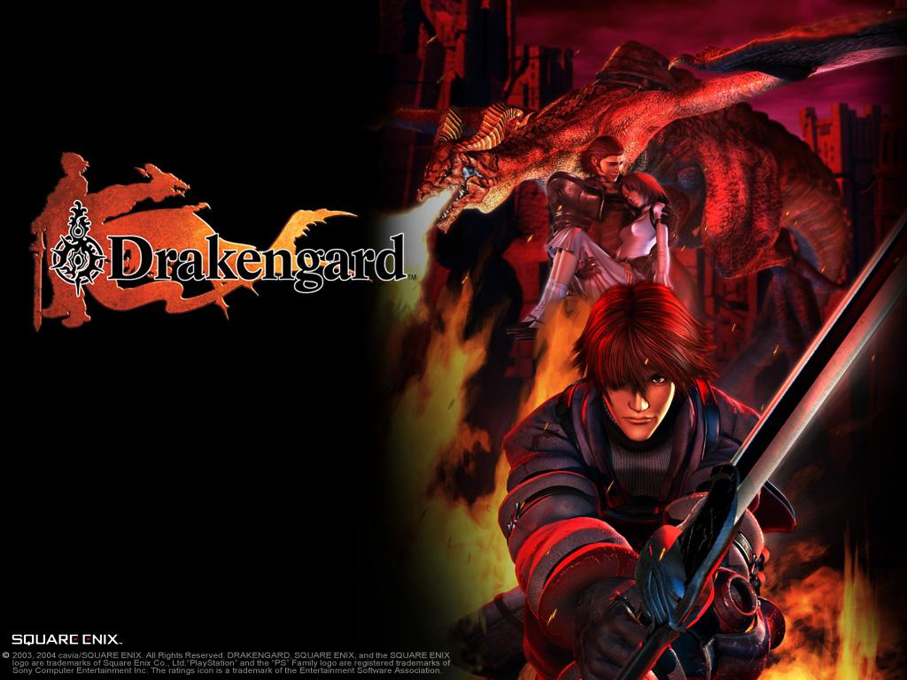 Drakengard PlayStation 2 Wallpapers, Fonds D'écran, Images