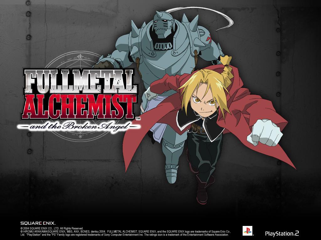 Fullmetal Alchemist and the Broken Angel Fiche RPG ...