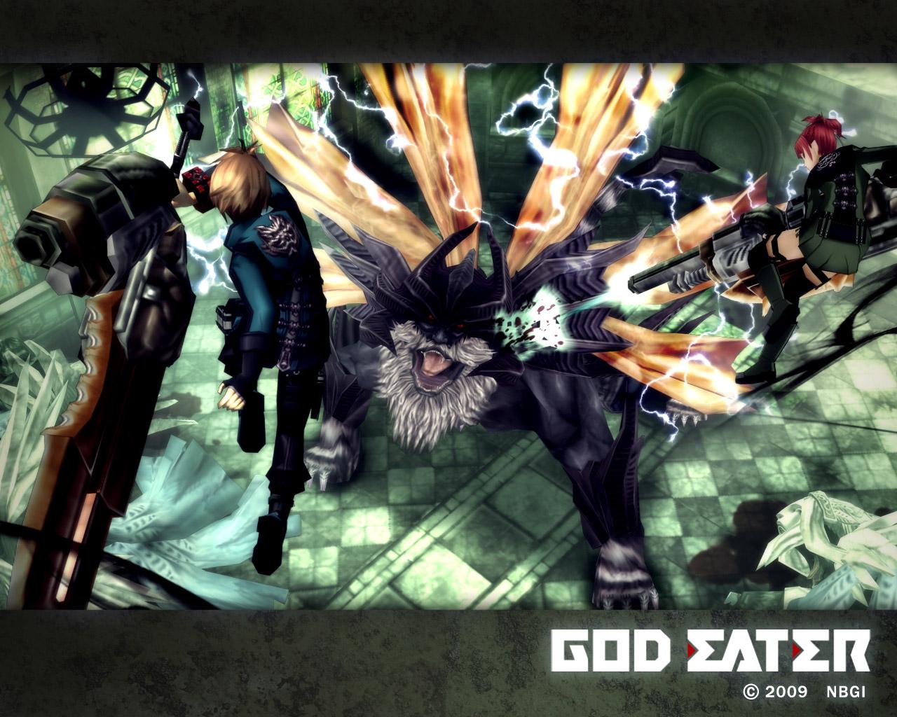 God Eater - Resurrection - Opening - YouTube