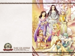 Wallpapers Ys V: Lost Kefin - Kingdom of Sand