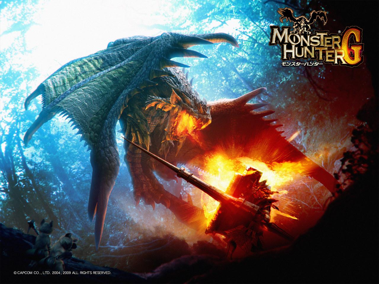 Wallpapers Monster Hunter G