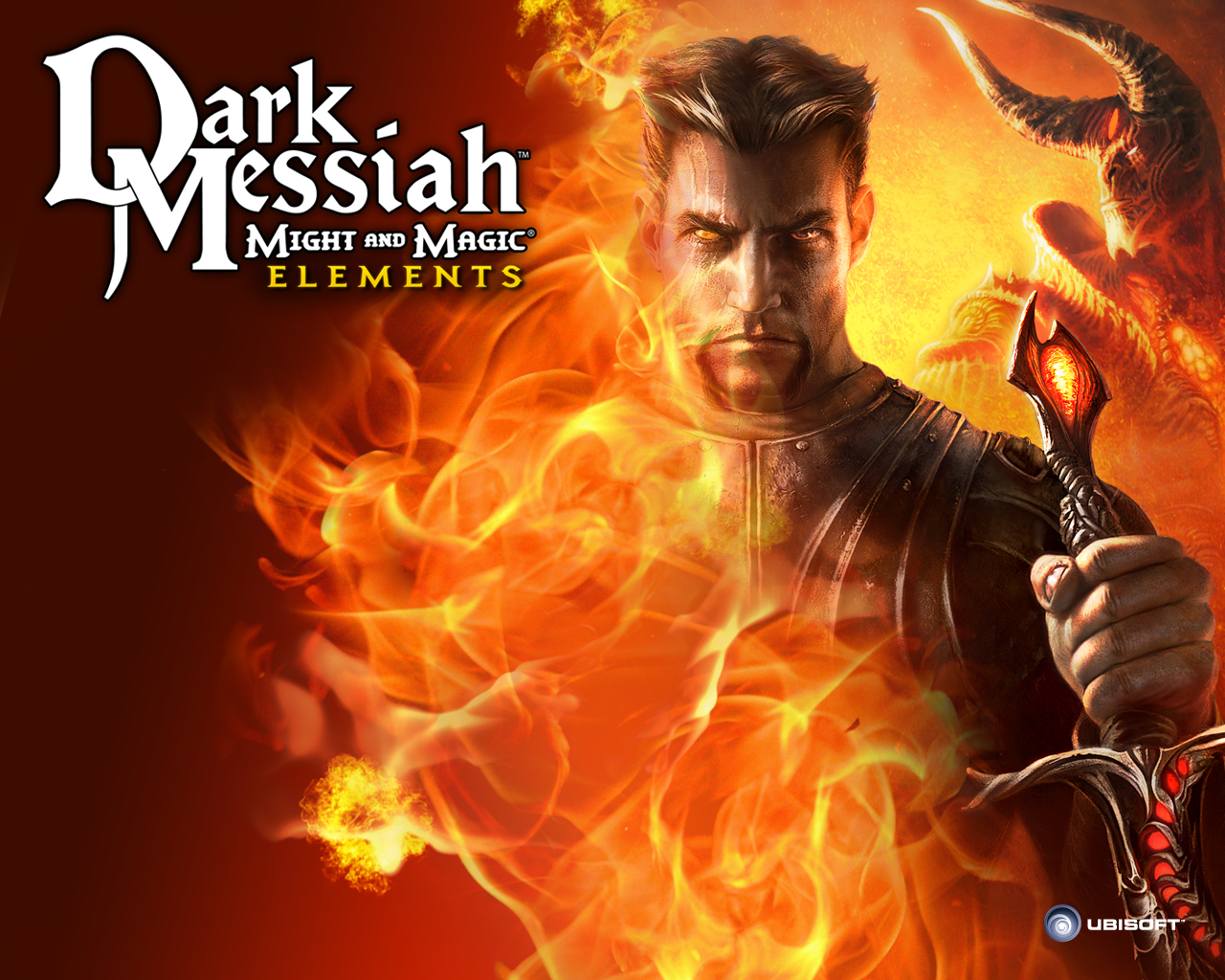 Wallpapers Dark Messiah of Might & Magic: Elements
