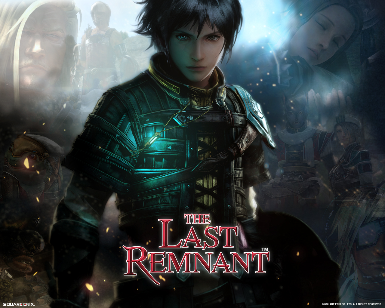 The last remnant jeu xbox 360 images vid os astuces for Wallpaper remnants